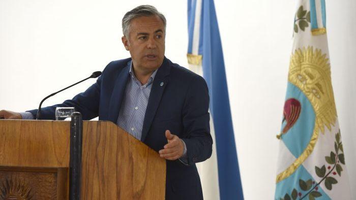 Mendoza avanza con el plan de un parque solar