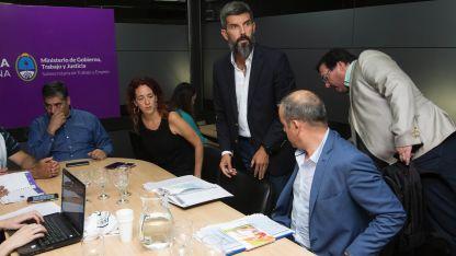 Ulpiano Suárez, subsecretario de Gestión Pública y Modernización del Estado.