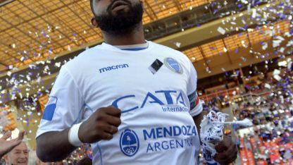 García cerró una gran campaña en el Expreso, donde anotó 17 goles en la Superliga.