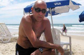 Oscar Hugo Almarás tenía 65 años y estaba recién jubilado del banco Santander Río.