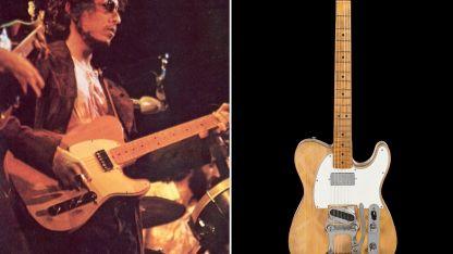 Fue utilizada tanto por Dylan como por Eric Clapton y George Harrison.