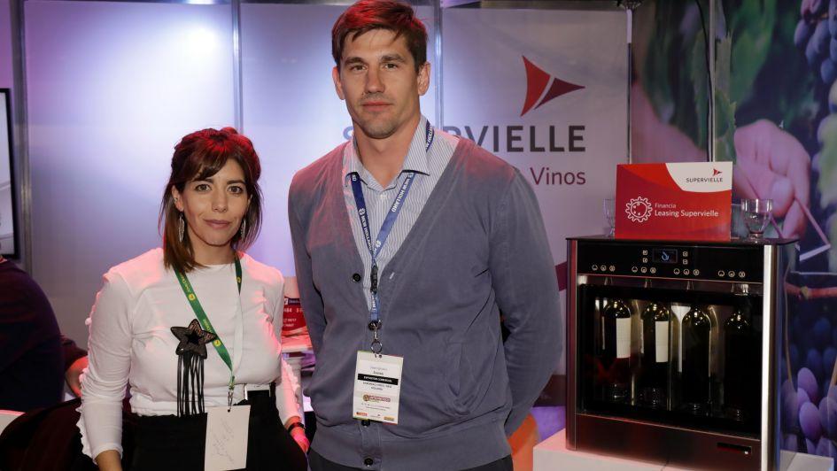 Postales del salón más importante de la industria vitivinícola del Hemisferio Sur