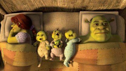 El macabro asesinato en una de las películas de Shrek que nadie notó