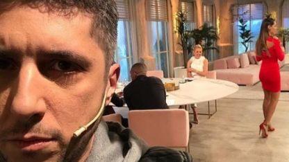 Jey Mammón fue al programa de Pampita y lo criticó en vivo