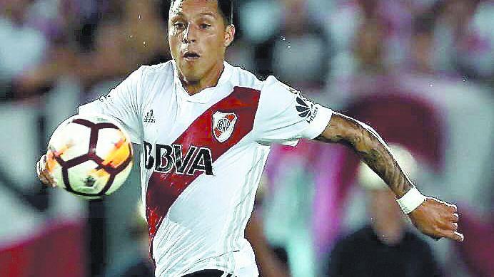 River empató con Flamengo y terminó primero en su grupo — Copa Libertadores