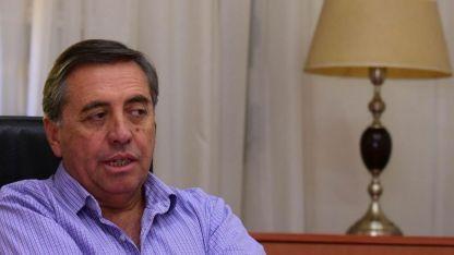 Sergio Marinelli, titular del DGI.