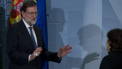 Mariano Rajoy, ex presidente de España.
