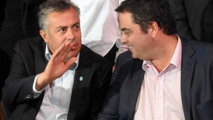 El propio Cornejo le pidió a Triaca incluir la iniciativa en la reforma laboral.
