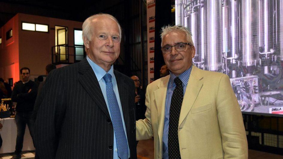 Della Toffola celebró sus 25 años en la Argentina