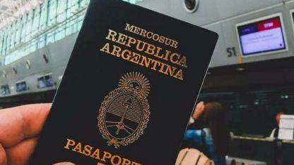 Argentina tiene acceso directo sin visado a 170 países del mundo.