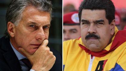 Argentina, junto a otros países del mundo, cuestionó el resultado de las últimas elecciones en Venezuela.