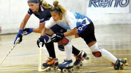 En un duelo vernáculo, Andes Talleres impuso su potencia de juego ante Maipú/Giol.