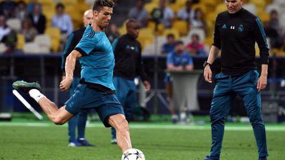 Ronaldo va por su sexta Champions e igualará a Maldini como el jugador con más finales en su haber.