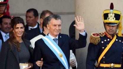 A las 10 de la mañana el presidente llega a la Catedral Metropolitana.