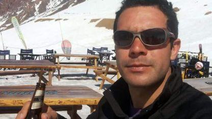 Alberto Sebastián Petean Pocoví (33) trabajaba como guía de montaña.