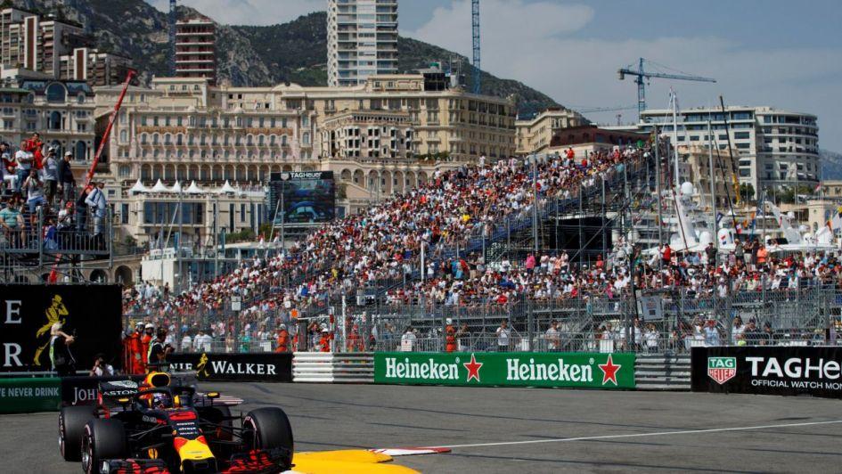 Fórmula 1: Daniel Ricciardo marcó un récord en Mónaco
