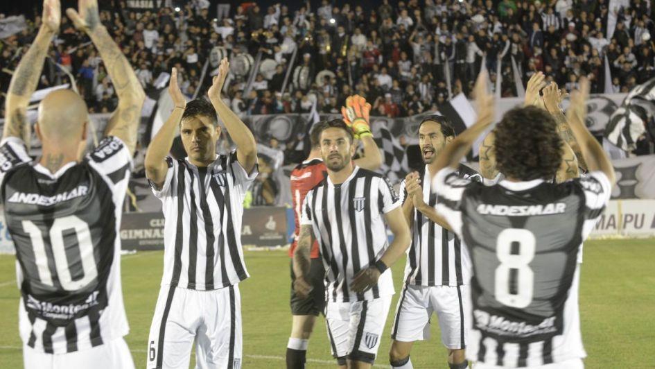 Gimnasia y Esgrima de Mendoza ascendió a la B Nacional