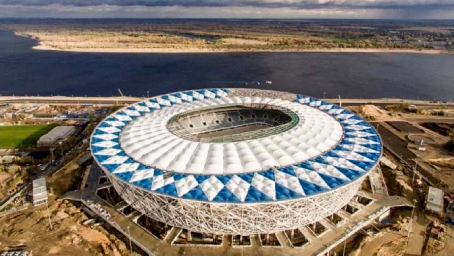 Volgogrado, la ciudad rusa de acero