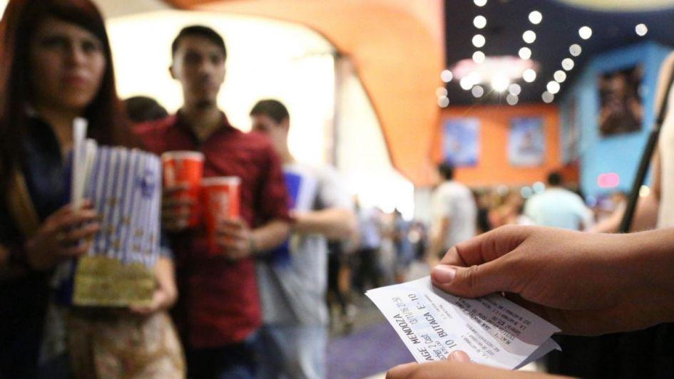 Infodatos - El año pasado se vendió casi 1 entrada al cine por habitante en Mendoza