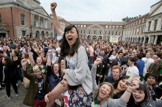 Irlanda es uno de los países más católicos de Europa.