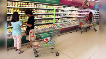 La gente es sorprendida con nuevos valores en los productos alimenticios cada vez que va a surtirse en los supermercados.