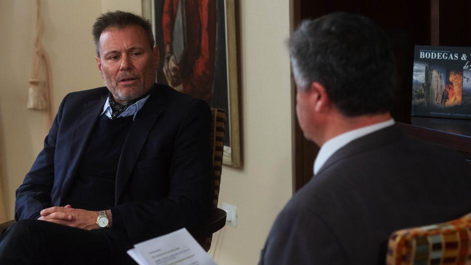 """Carlos Ferrer: """"Las finanzas provinciales no son sustentables y se necesita de la minería"""""""