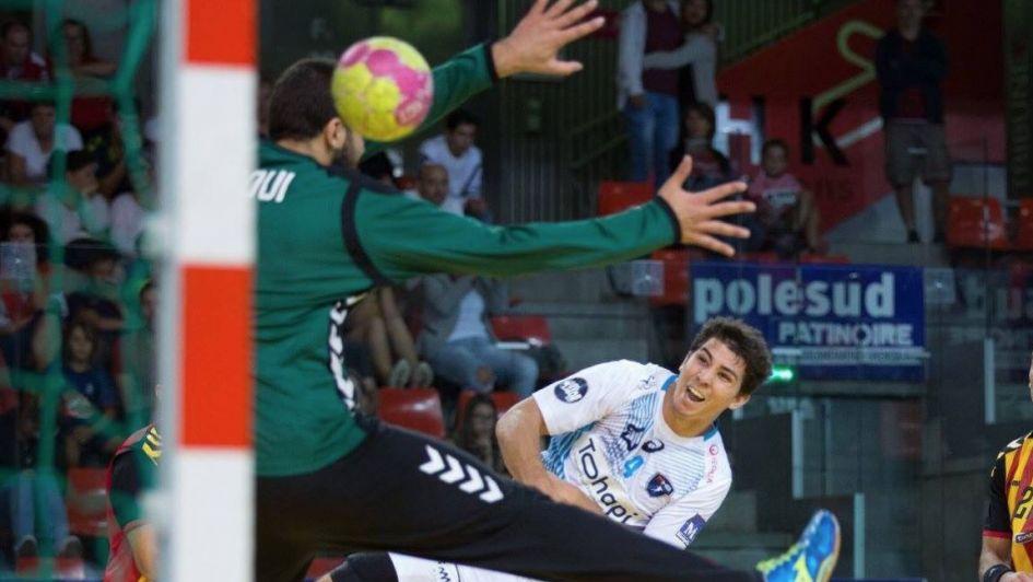 Handball: Diego Simonet es el primer argentino en jugar una final de Champions League