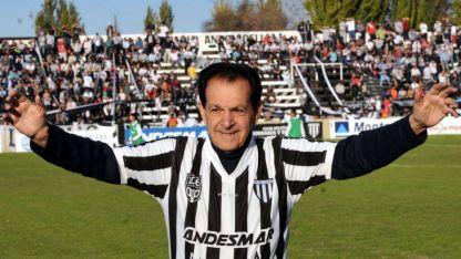 Víctor Antonio Legrotaglie será por siempre el referente del Lobo. Pasó por todos los estamentos del club.