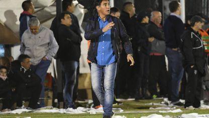 """Alaniz, que había perdido la final pasada (penales con Mitre), se sacó un peso de encima. """"Parece que no defraudé"""", tiró."""