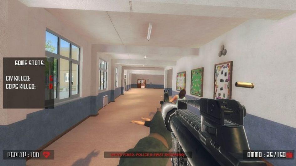 Lanzaron un juego para ser policías o asesinos en las escuelas