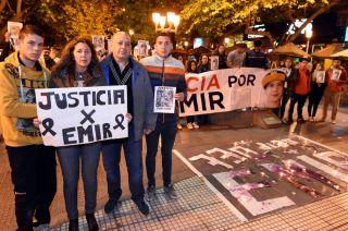 Se reiteraron las marchas reclamando el esclarecimiento del crimen de Emir Cuattoni.
