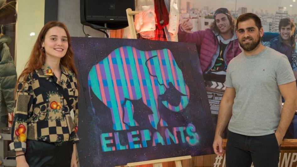 Elepants presentó su nueva colección