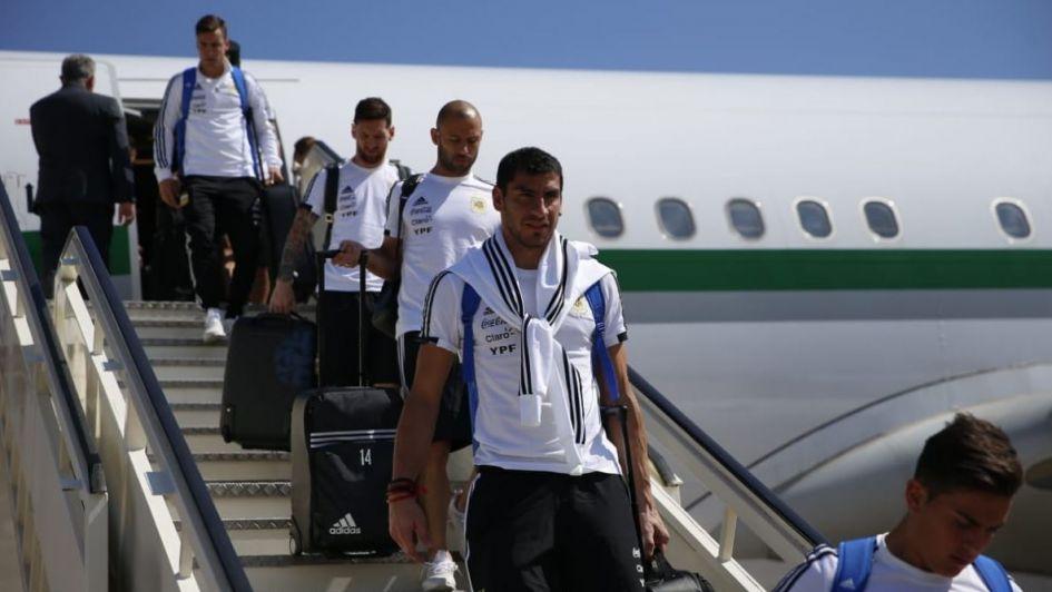 La Selección ya está en Barcelona: la agenda hasta el arranque del Mundial