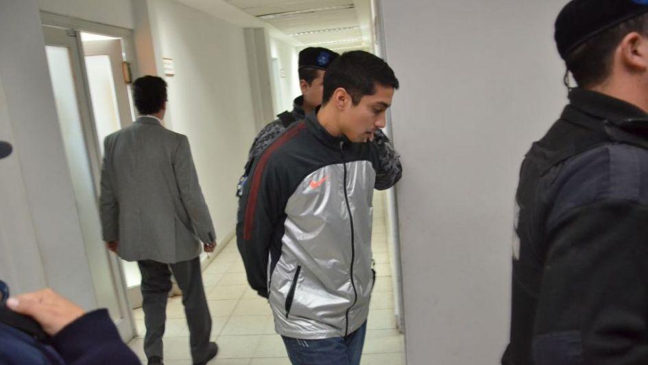 El fiscal pidió 15 años de prisión para el futbolista Luciano Cabral