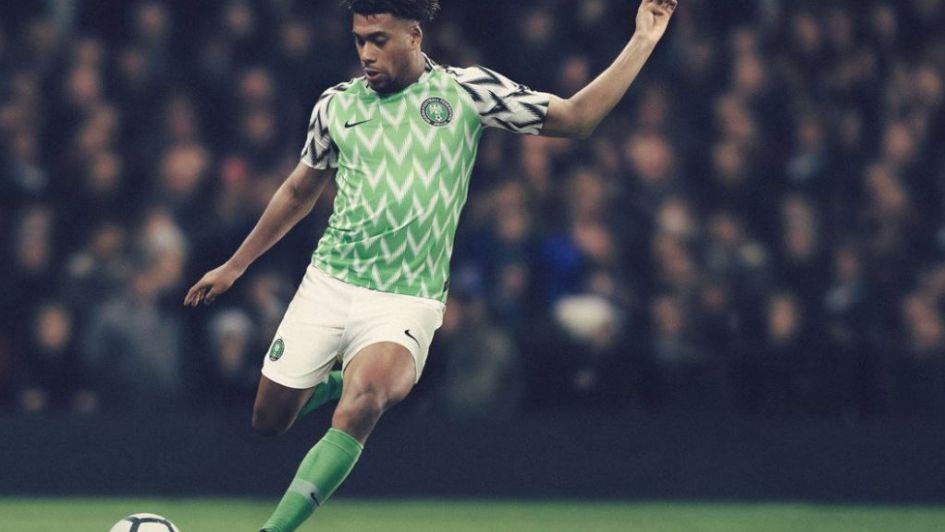 La nueva camiseta de Nigeria es furor mundial