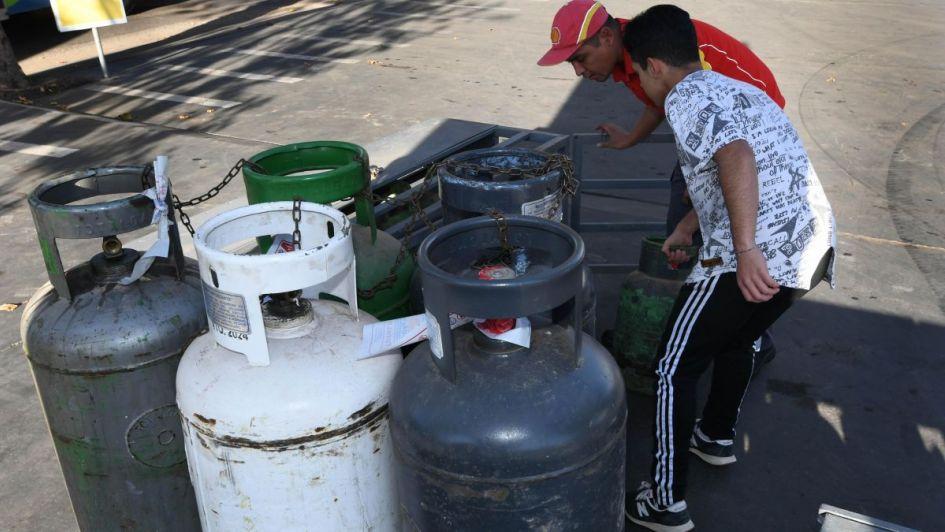 InfoDatos - El 25% de los hogares mendocinos aún debe cocinar con garrafa