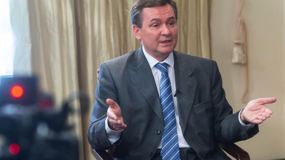 """Alberto Hensel: """"En minería, Mendoza y San Juan pueden ser la región más potente"""""""