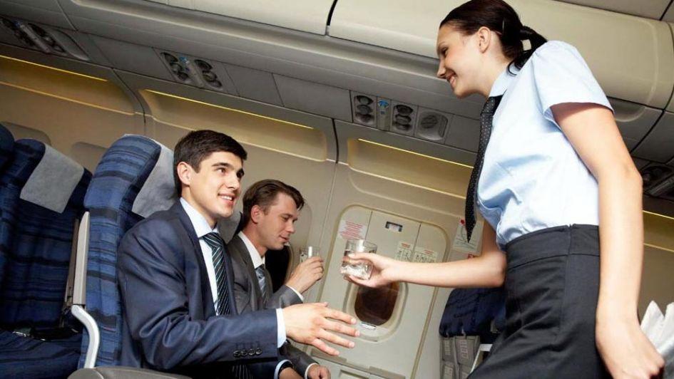 Señores pasajeros... ¿cómo se portan?