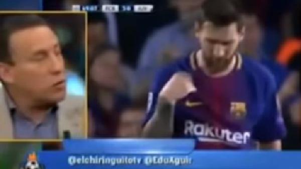 Messi es la gran mentira del fútbol — Buyo