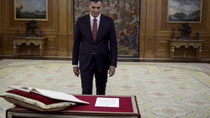 Sánchez logró llegar al poder y ahora viene la parte más difícil