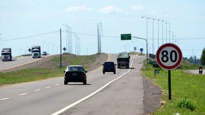 El famoso km 998 con una enorme cantidad de multas