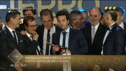 Martín Fierro de Oro 2018