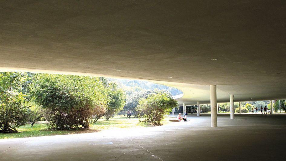 Los intersticios en la arquitectura