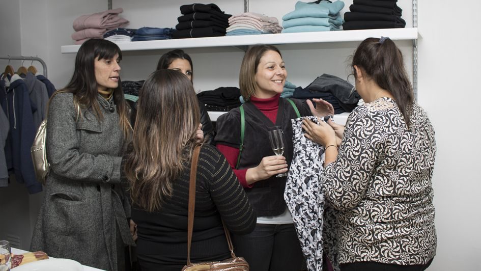 Knauer, ropa cómoda, también en Rivadavia