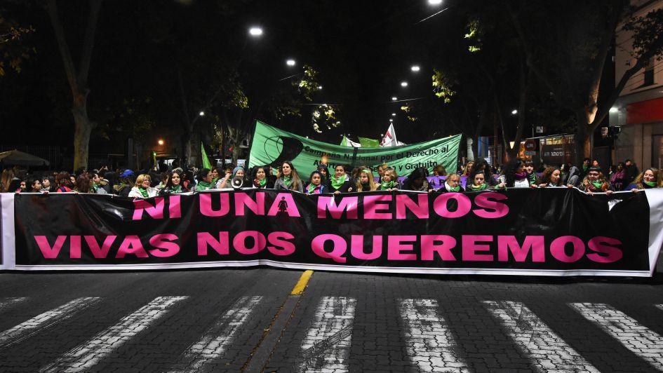 En Argentina cada 32 horas se comete unfemicidio