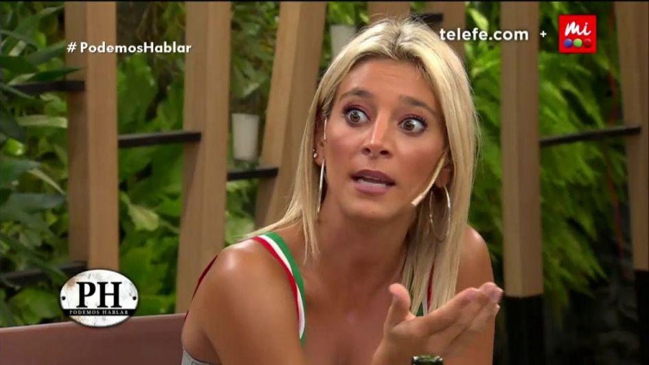 La curiosa respuesta de Laurita Fernández sobre su separación de Fede Bal