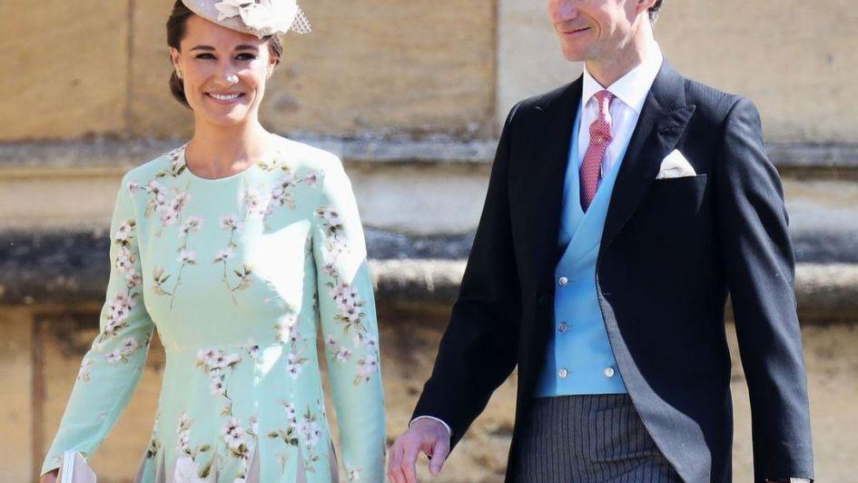 Pippa Middleton confirma su embarazo
