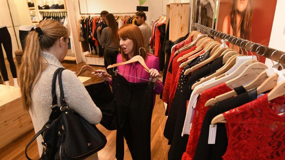 Markova y un nuevo aniversario en el Shopping