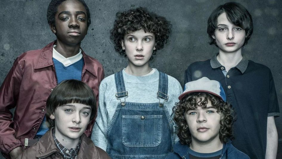 En 2019 llegan los libros — Stranger Things