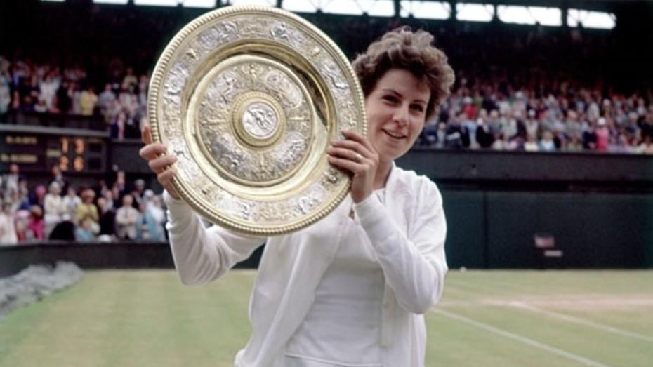 Muere la leyenda latinoamericana del tenis, Maria Esther Bueno